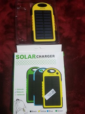 Smart quick wireless solar power bank only $35 full price no negotiable