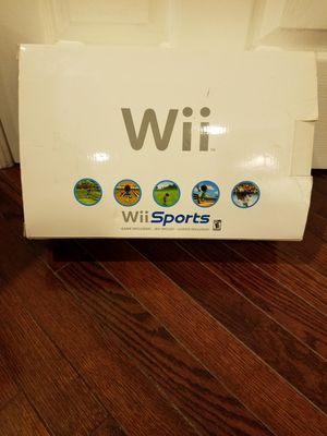 WII SPORTS Completed Package with ACCESSORIES