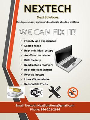 Computer Service Repair and More!