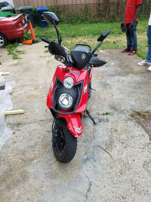 Upgraded 150cc scooter