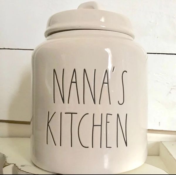 Rae Dunn Nana\'s Kitchen Canister (Household) in Brea, CA - OfferUp