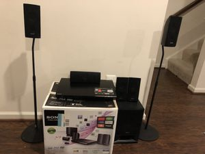 Sony Blu-ray Disc/DVD smart Home Theatre System