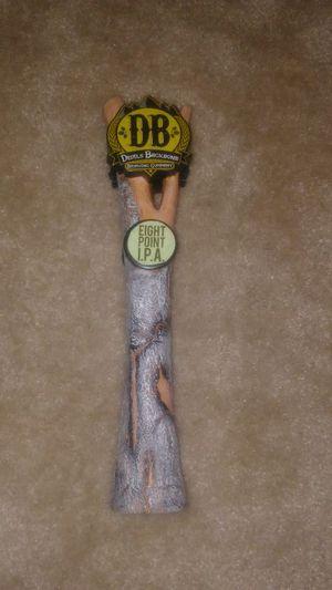 Devils Backbone Beer Tap Handle