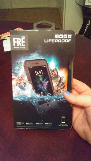 iPhone 7 Plus LifeProof Cellphone Case