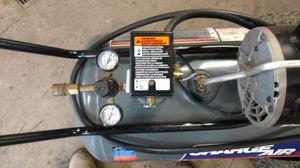 Devilbliss 5 hp 20 gal air compressor