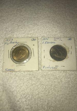 Euro gold coins