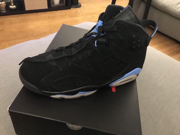 "Air Jordan 6 ""UNC"" sz.9.5 (Clothing & Shoes) in San Leandro, CA - OfferUp"