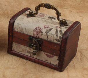 Brand New Wood Jewelry Box