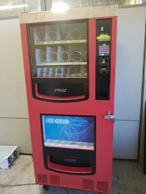 Combo vending machine fully working best deal
