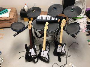 Rock Band set Xbox 360
