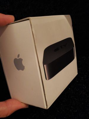 Apple TV stream music videos or pictures with iTunes to any TV for sale  Wichita, KS