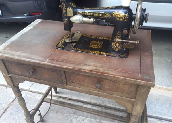 Antique Domestic Sewing Machine Household In Suwanee GA Awesome Antique Domestic Sewing Machine