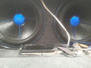 15 inch mofos 3,000 Watts