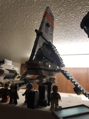 Lego Star Wars Sky hopper