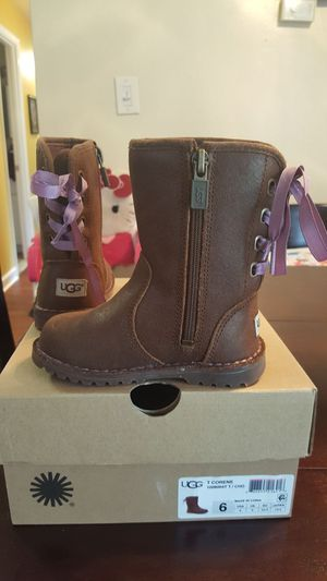 UGG boot size 6