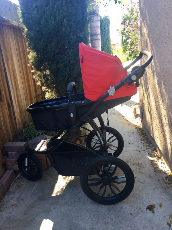 New! Baby trend Manta Snap Gear Jogging stroller ( Clothing ...
