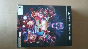 Marvel vs capcom infinite display promo box.