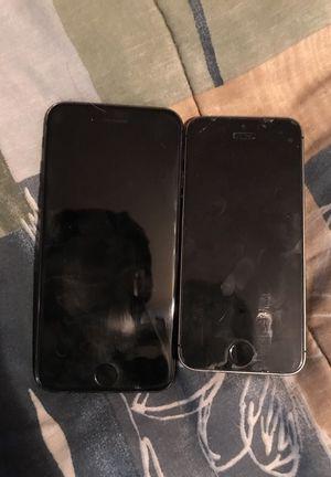 Iphone 7 & Iphone 5s