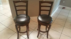 Stools like new