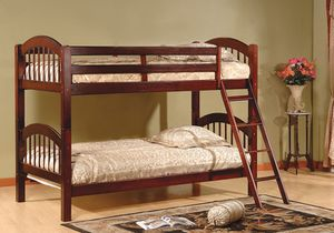 New in Box Solid Wood Bunk Bed