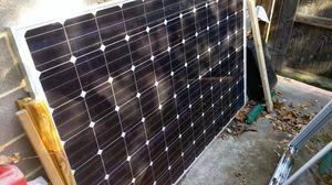 New 410 watt solar panel