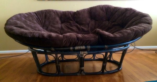 Pier 1 Imports Papasan Double Chair Furniture In