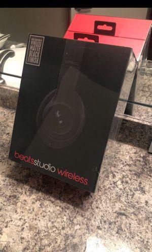 Beats Studio 2 wireless Bluetooth brand new sealed