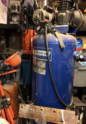 60 gallon 3.2hp air compressor
