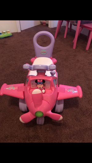 Minnie ride toy
