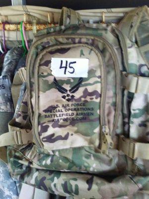 USAF MULTI-CAM ASSAULT BACKPACK