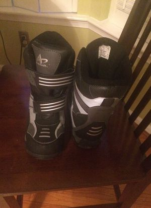 Boys Snow Boots-Size 3