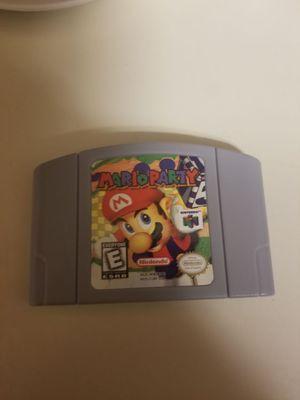 Mario party 1 (Amazing quality!)