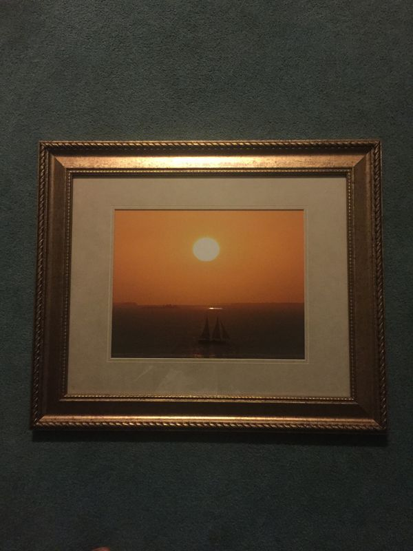 Sunset picture 24x20 (Arts & Crafts) in Winston-Salem, NC