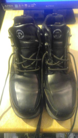 Rockport boots 12m