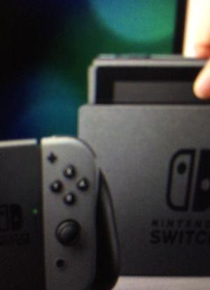 NEW Nintendo Switch System - Grey