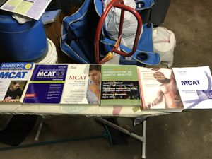 MCAT & Other Study material