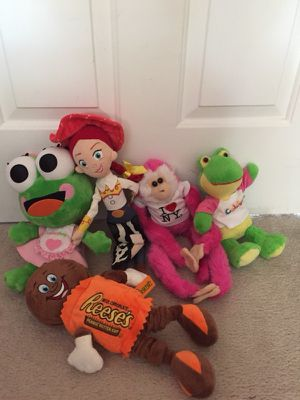 Clean and great condition Soft toys