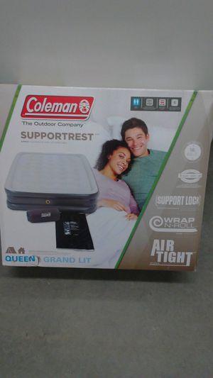 Coleman Queen High Top Air Mattress