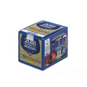 Stickers Box (PANINI) - FIFA World Cup Russia 2018 (caja de barajitas del Mundial de Futbol Rusia 2018)