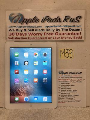 M39 - iPad 2 16GB Cell-ATT
