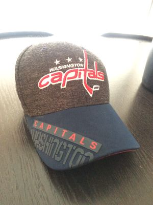 Washingtons Capital Hat Size L/XL