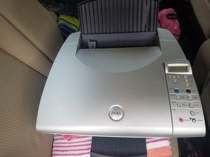 Dell printer/scanner/fax