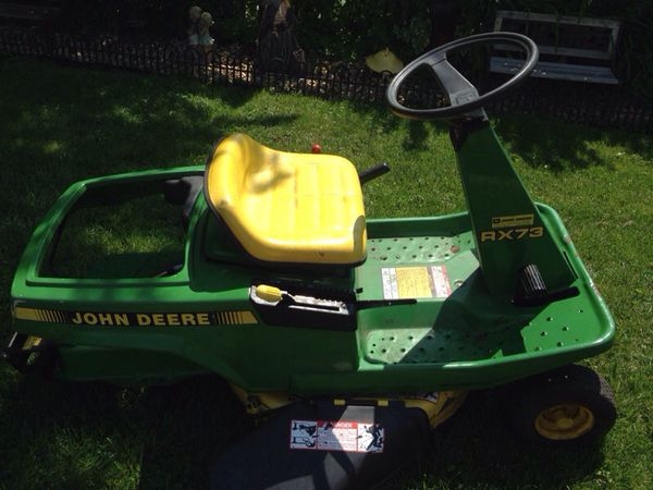 John Deere Rx73 Deck Body For Sale Home Amp Garden In