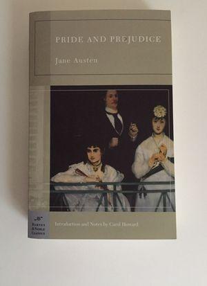 Pride and Prejudice (Barnes and Noble Classics)