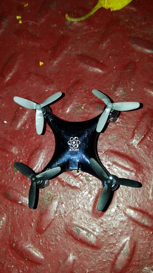 Atom drone with camera
