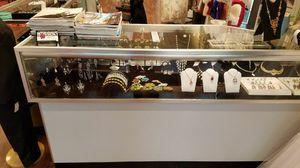 6 ft. Jewelry Display Case