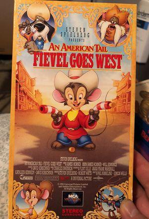 An American tale Fidel goes west (1991)