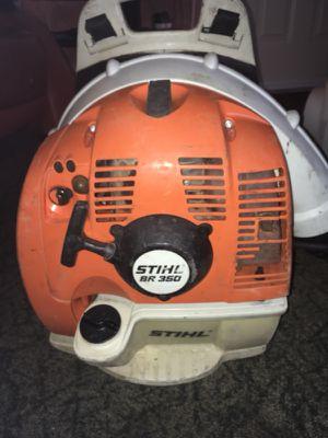 Stihl Blower BR350 good condition