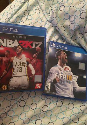 NBA & Fifa Bundle