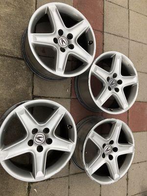 Acura TL (rims only fits )Honda Accord civic tsx crv (solo rines